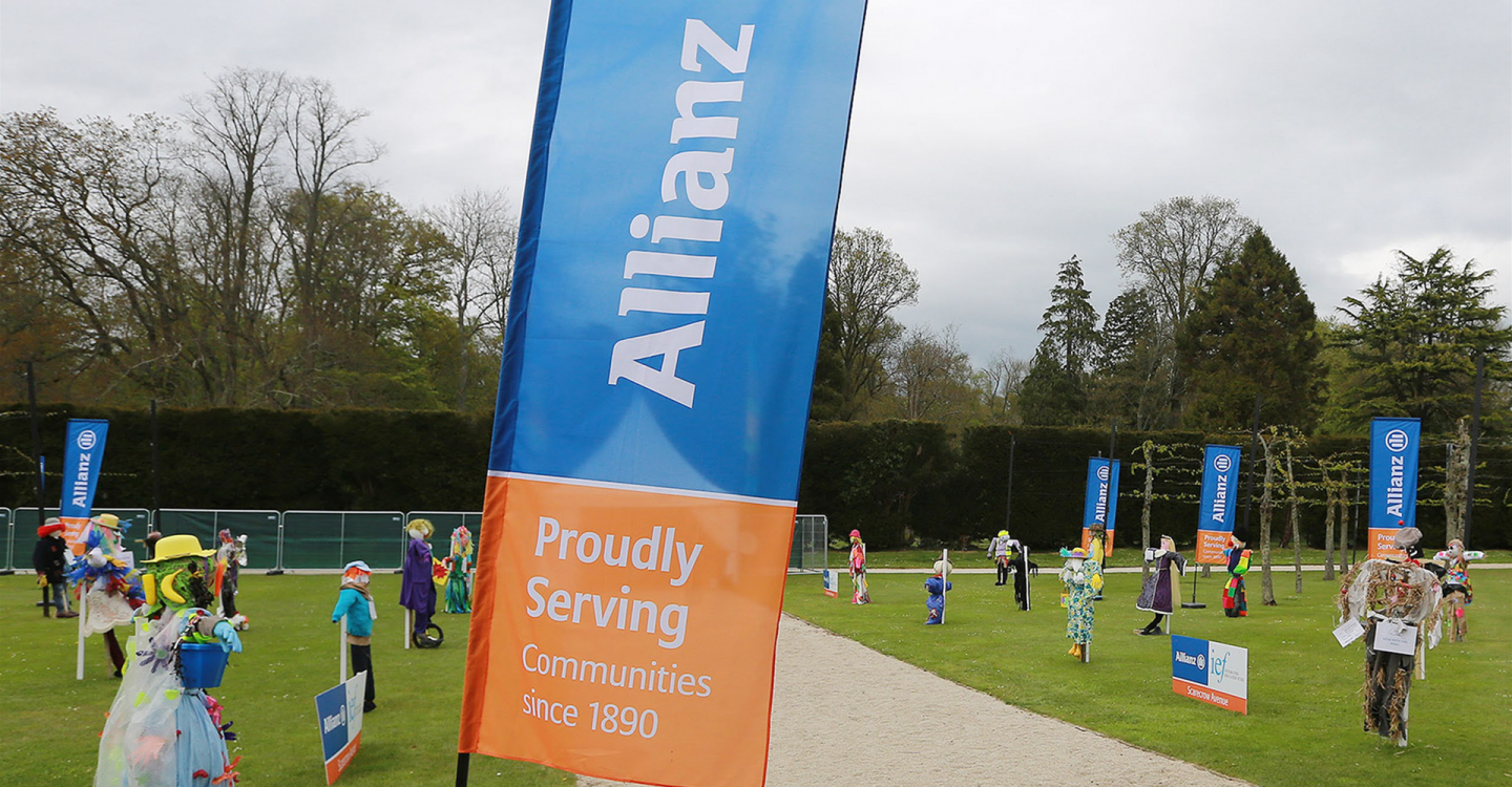Allianz Scarecrow Avenue