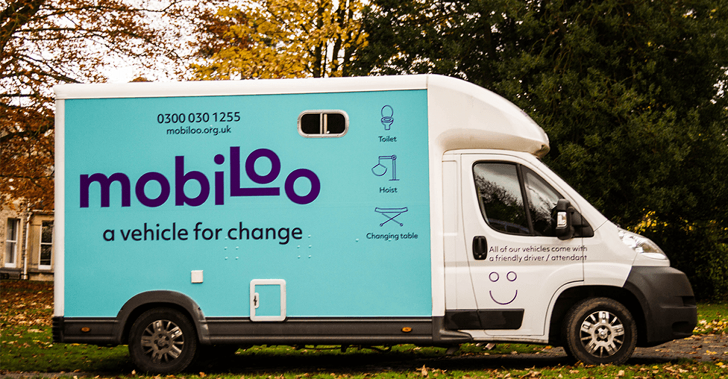 Mobiloo – A Vehicle for Change